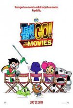 Teen Titans Go! To the Movies漫画